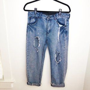 one teaspoon awesome baggie jeans-sz 26